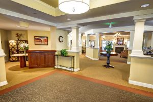 Belleview Suites at DTC   Lobby