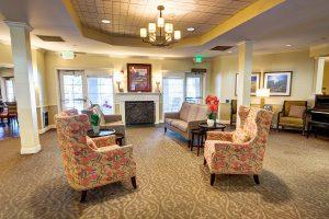 Belleview Suites at DTC   Community space