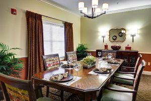 Belleview Suites at DTC | Dining room