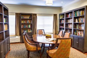 Belleview Suites at DTC   Library