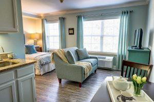 Belleview Suites at DTC | Bedroom