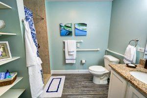 Belleview Suites at DTC   Bathroom