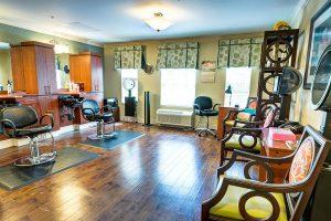 Belleview Suites at DTC   Salon