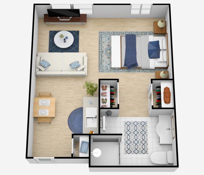 Belleview Suites at DTC | Deluxe Studio