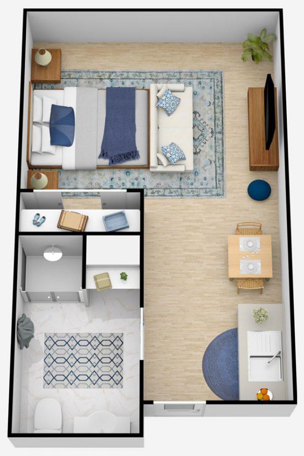 Belleview Suites at DTC | Studio