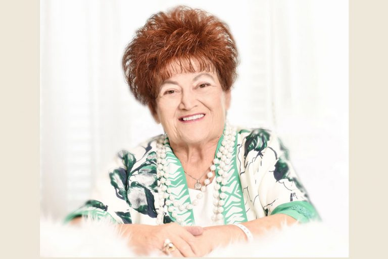 Broadway Mesa Village | Smiling senior woman