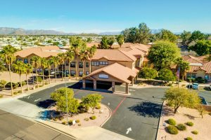 Broadway Mesa Village | Outdoor Aerial View
