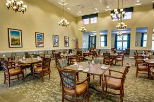 Broadway Mesa Village | Dining Hall