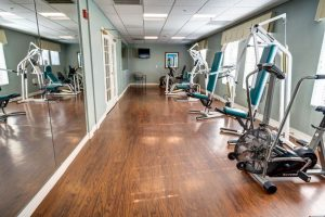 Broadway Mesa Village | Gym