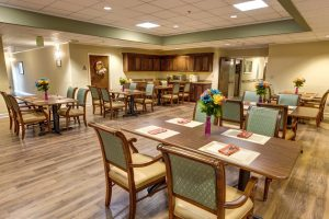 Castlewoods Place | Dining Hall