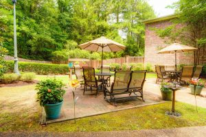 Castlewoods Place | Outdoor Patio