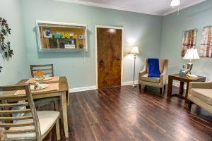 Castlewoods Place   Living Room