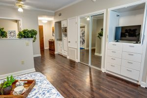 Castlewoods Place | Living Space