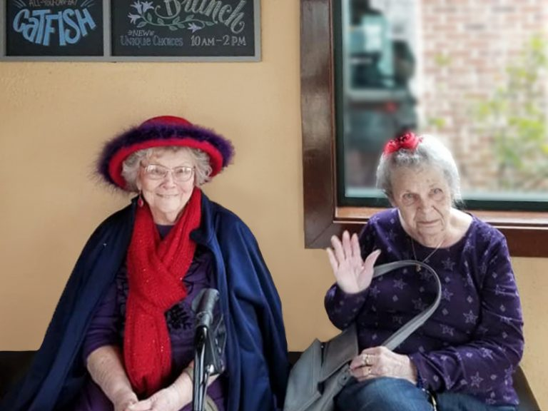 Castlewoods Place | Two senior women