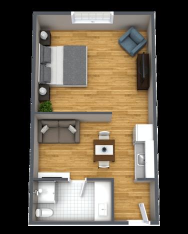 Castlewoods Place | Studio