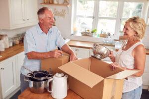 Pegasus Senior Living | Seniors downsizing