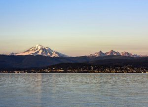 Cordata Court | Local photo of Mount Baker in Bellingham