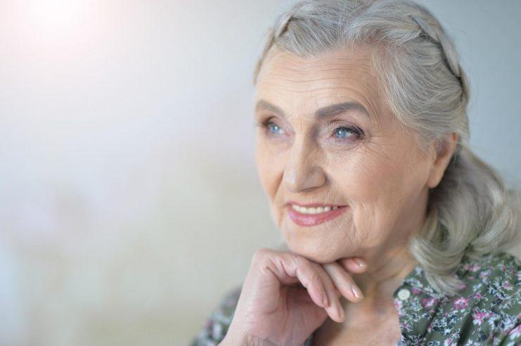 Cordata Court | Senior woman