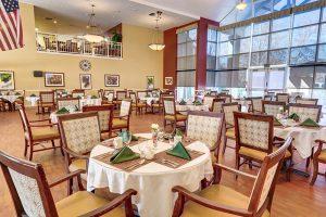 Creston Village | Dining Hall