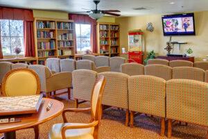 Creston Village | Media Room