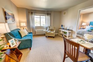 Creston Village | Living Room