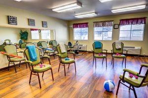 Creston Village | Exercise Room