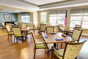 Dunwoody Place | Activity Room