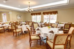 Dunwoody Place | Dining Hall