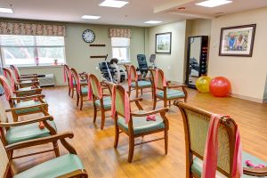 Dunwoody Place | Exercise Room