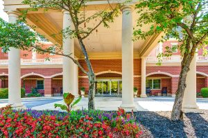 Dunwoody Place | Front Exterior