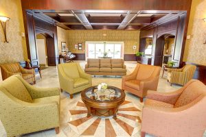 Dunwoody Place | Lobby with Chairs