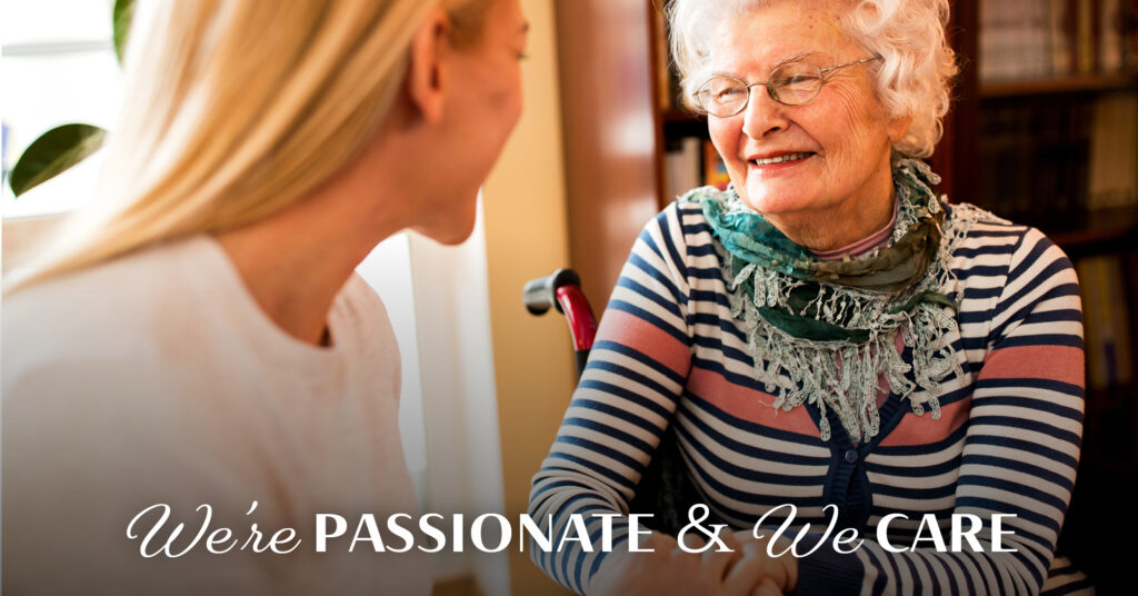 Dunwoody Place | We're Passionate & We Care