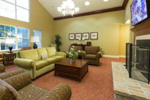 Elk Grove Park   TV Room