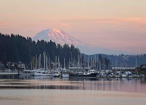 Gig Harbor Court | Local photo of sailboats