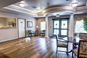 Gig Harbor Court | Community Space