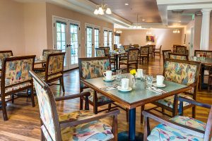 Gig Harbor Court | Dining Hall