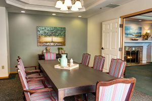 Gig Harbor Court | Dining Room