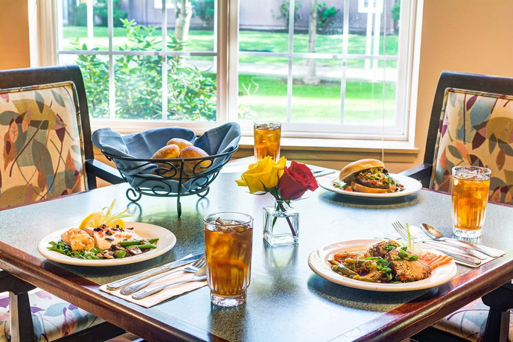 Gig Harbor Court   Dining Room