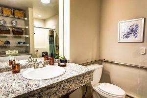 Gig Harbor Court | Bathroom