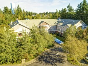 Gig Harbor Court | Outdoor Aerial View