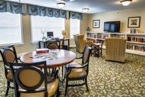 Glenwood Village of Overland Park | Activity Room