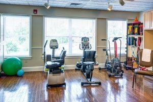 Glenwood Village of Overland Park   Exercise Room