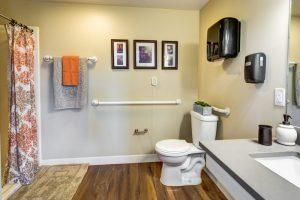 Glenwood Village of Overland Park   Bathroom