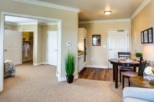 Glenwood Village of Overland Park | Suite Entry Way