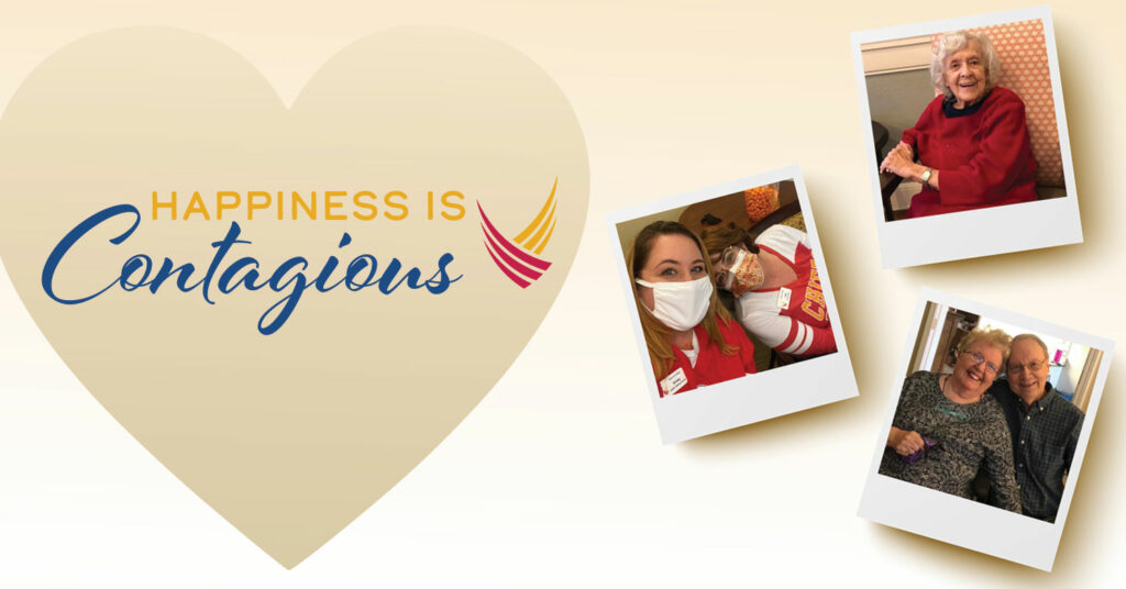 Glenwood Village of Overland Park | Happiness is Contagious