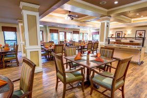 Greenhaven Place   Dining Hall