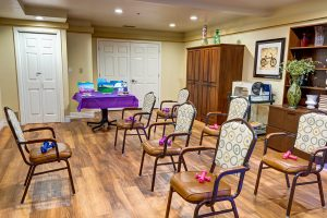 Greenhaven Place   Exercise Room