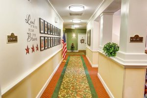 Historic Roswell Place | Hallway