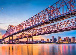 Laketown Village   Local photo of New Orleans bridge