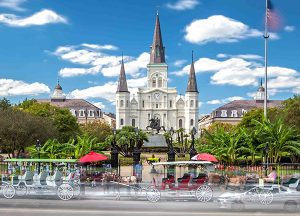 Laketown Village | Local photo of St. Louis Cathedral